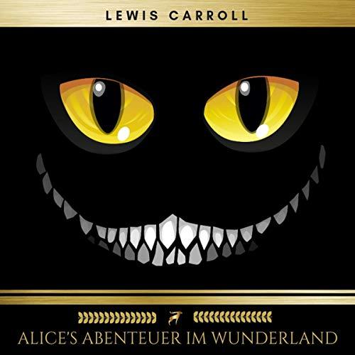 Alices Abenteuer im Wunderland audiobook cover art