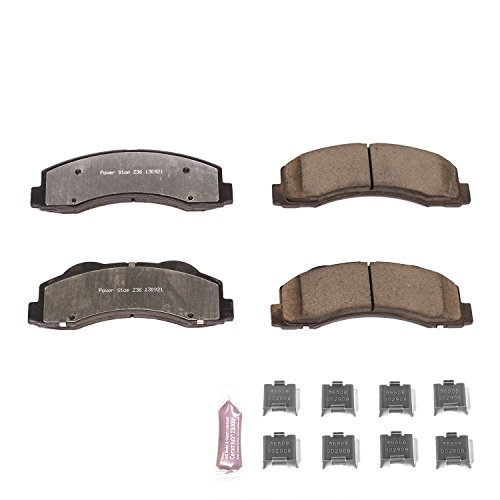 Power Stop Z36-1414 Front Z36 Truck and Tow Brake Pads