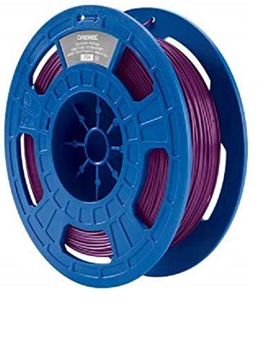 Dremel 3D PLA for Digilab 3D Printer (750gr spool, 1.75 mm Diameter, RFID) Valuepack Purple