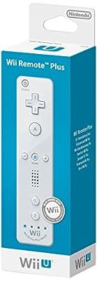 Nintendo Wii U Remote Plus Controller - White