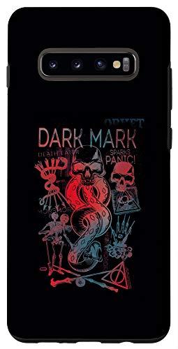 Galaxy S10+ Harry Potter Dark Mark Collage Case