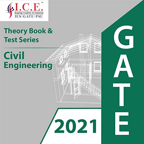 GATE Civil Engineering Comprehensive Theory Book + Test Series