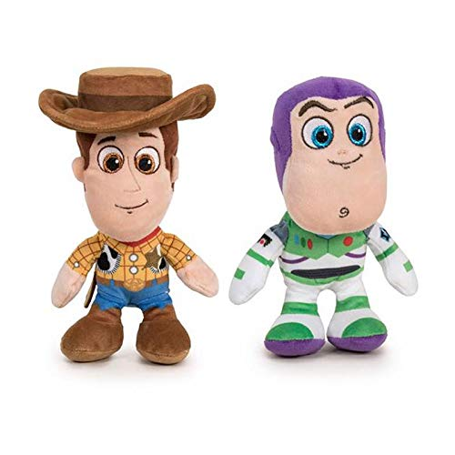 Toy Story - Pack 2 Peluches 7'78