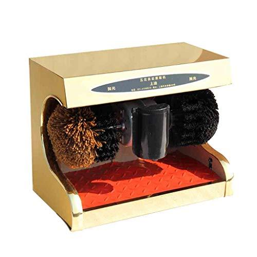 Máquina pulidora eléctrica de zapatos Máquina pulidora de zapatos Limpieza de la...