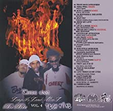 Tech N9ne, Thug One & Bible present Midwest Invasion [Mixtape]