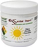 Zinc Oxide Powder - 10 oz. - Non-Nano Particles - Safe for the Skin