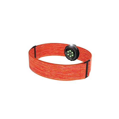 Polar Oh1 Herzfrequenzsensor, Bluetooth-Verbindung und Ant+, Unisex, für Erwachsene, Unisex, 92070322, Arancione, M-XXL