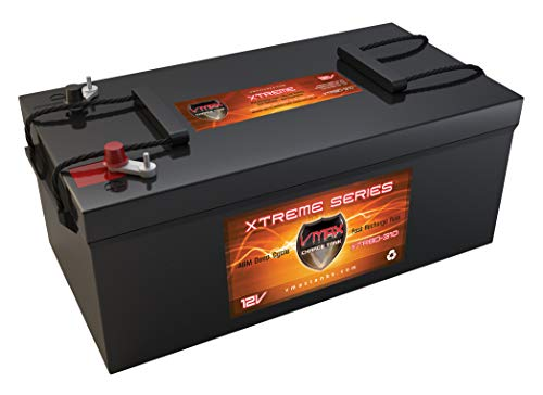 VMAX XTR8D-350 Upgrades Group 8D Heavy Duty Battery for Boat