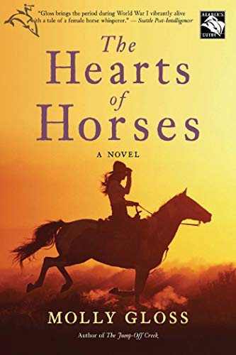 The Hearts Of Horses by Gloss, Molly ebook deal