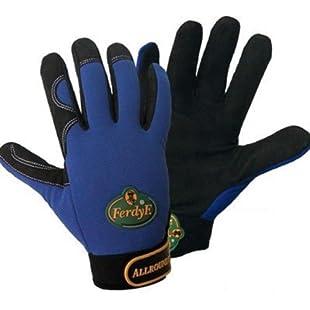 Allrounder Gloves, Size M royalblue:Lidl-pl