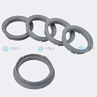 NOT OEM AP671634 1Pz x Anello boccola di centraggio in plastica per cerchi in lega da 67,1 a 63,4