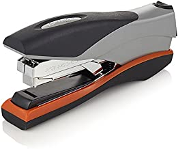 Swingline Stapler, Optima 40, Full Strip, Desktop Stapler, 40 Sheet Capacity, Reduced Effort Stapler for Office Desk Accessories and Home Office Supplies, Orange/Silver/Black, Full Size (87845)