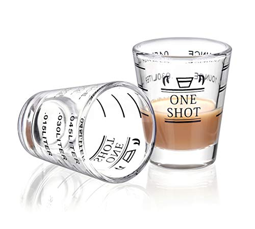 Shot Glass 1.5OZ/45ML