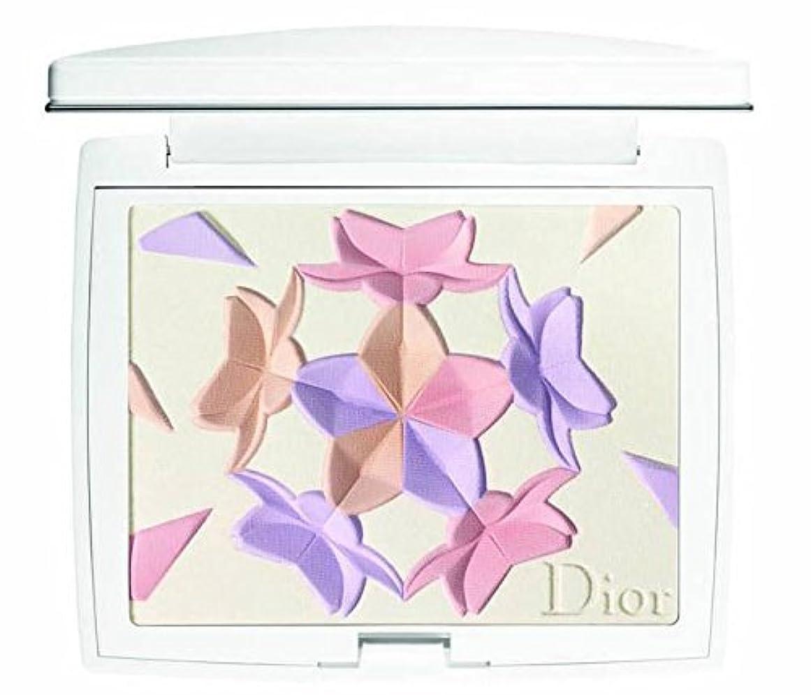 雷雨油小麦粉Dior(ディオール) スノー ブラッシュ&ブルーム パウダー(限定品) (#003:スイート ラベンダー)