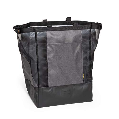 Best Buy! Burley Lower Market Bag, Heathered Charcoal, One Size