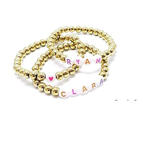 Beaded bracelet Bridesmaid gift Bracelet