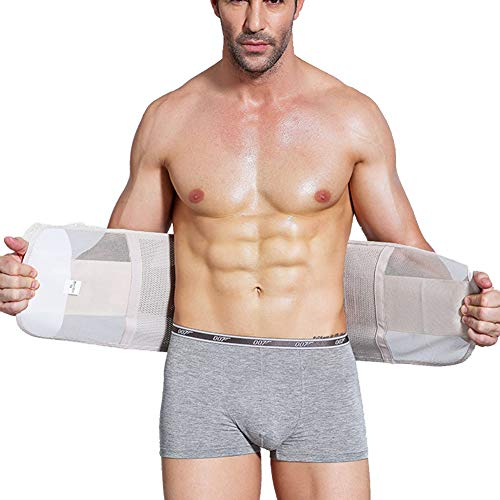 Faja Reductora Lumbar Cinturón Protector De Cintura Espalda
