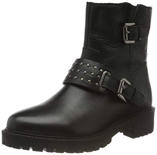 GEOX D HOARA D BLACK Women's Boots Biker size 40(EU)