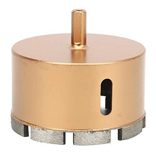 Sierra de agujero de 100 mm Conveniente abrelatas de mármol Abridor de mármol Universal para cerámica(90mm)