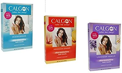 Calgon Ultra Moisturizing Bath