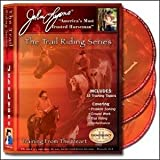 John Lyons The Trail Riding Series - Training From The Heart 3 DVD Set - Groundwork, Riding and Performance Topics for You and Your Horse