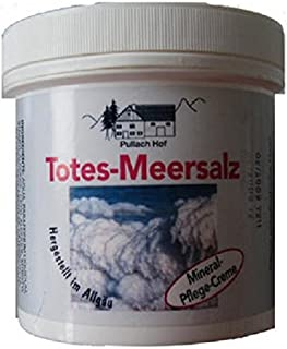 5x250ml Totes Meer Salz-Creme  1x 150ml Creme aus meinem Sortiment GRATIS zum kennenlernen