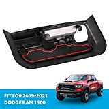 Dash Mount Cell Phone Holder with Storage Organizer Compatible for 2021 2020 2019 Dodge RAM 1500
