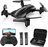 Holy Stone HS165 GPS FPV Drones with Camera for Adults 2K HD, Foldable