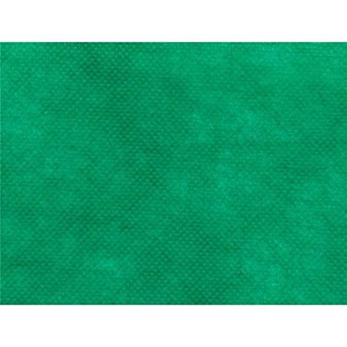 Tejido TST/TNT(Tejido sin tejer) COLOR VERDE/ 70 Gramos (Tejido para mascarillas) 100% Polipropileno