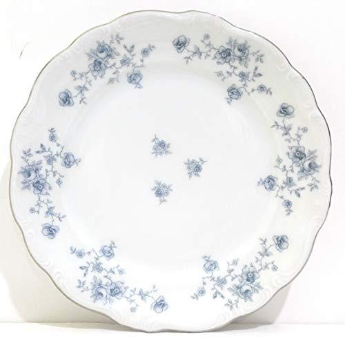 Johann Haviland Blue Garland Bavarian Salad Plate Set of 4