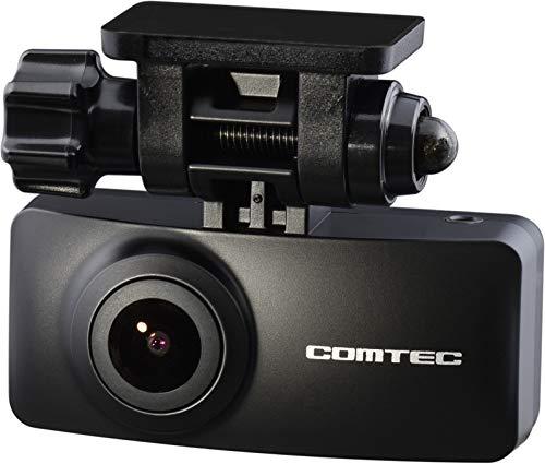 コムテック前後2カメラドライブレコーダーZDR025前後200万画素FullHDノイズ対策済夜間画像補正SONY製CMOSセンサー搭載LED信号対応専用microSD(32GB)付1年保証GセンサーGPS高速起動後続車接近通知駐車監視/安全運転支援機能付COMTEC
