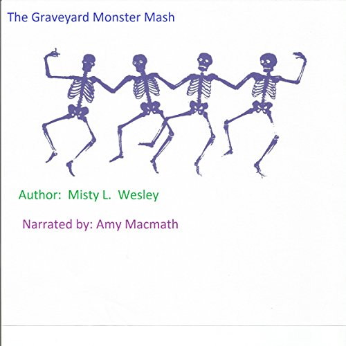 The Graveyard Monster Mash  By  cover art