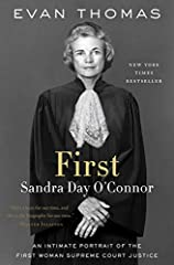 First: Sandra Day O'Connor Hardcover – March 19, 2019