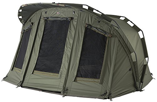 JRC Unisex's Extreme TX Bivvy-Green, 2 Persons