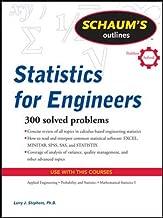 Schaum's Outline of Statistics for Engineers (Schaum's Outlines)