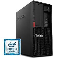 Lenovo ThinkStation P330 9th Gen Intel® Core™ i7 i7-9700 16 GB DDR4-SDRAM 1256 GB HDD+SSD Negro Torre - Ordenador de sobremesa (3 GHz, 9th Gen Intel® Core™ i7, 16 GB, 1256 GB, DVD±RW, Windows 10 Pro)