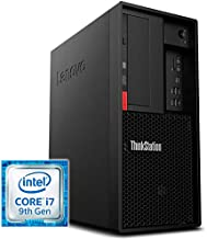 Lenovo ThinkStation P330 9th Gen Intel® Core™ i7 i7-9700 16 GB DDR4-SDRAM 1256 GB HDD+SSD Negro Torre - Ordenador de sobremesa (3 GHz, 9th Gen Intel® Core™ i7, 16 GB, 1256 GB, DVD±RW, Windows 10 Pro)