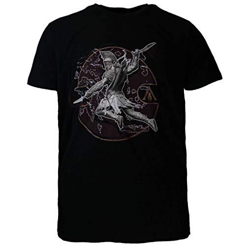 Assassin's Creed Odyssey Alexios Destiny Men's T-Shirt Black-S