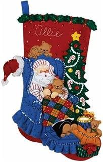 xmas felt stocking kits