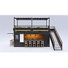 MOMOCO 20ft Container Bar 1