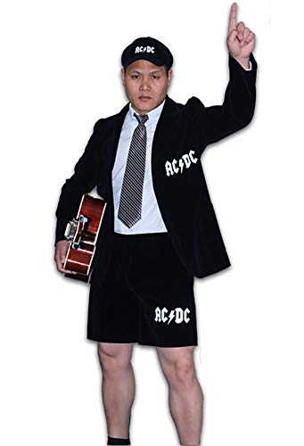 Trick Or Treat Studios AC/DC Angus Young Adult Costume