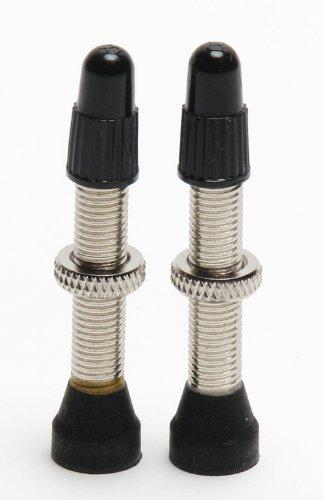 Notubes Ventil kappen Universal 35mm, Silber, 35 mm, AS0018