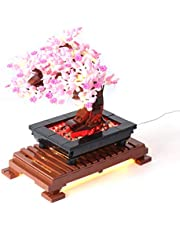 LYCH Ledverlichtingsset voor LEGO 10281 Creator Expert Bonsai Boom, verlichting compatibel met LEGO 10281 Bonsai Tree, zonder Lego-set