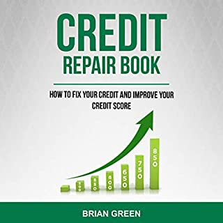 Credit Repair Book audiobook cover art