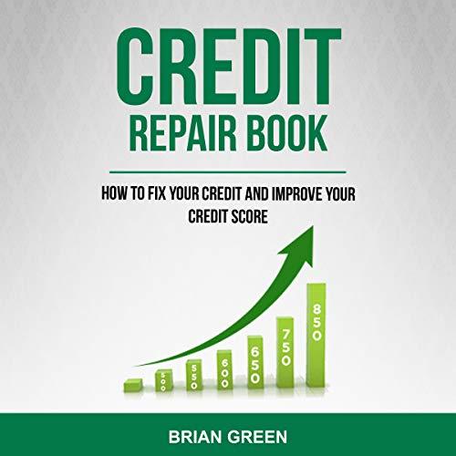 Credit Repair Book audiobook cover art