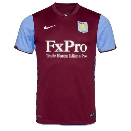 Aston Villa FC Heim Trikot Nike , 381794-679, Gr. S
