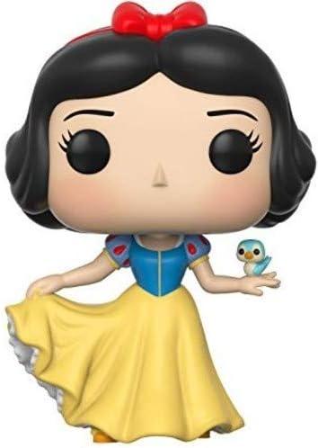 Funko Pop Disney: Snow White - Snow White Collectible Vinyl Figure,Yellow