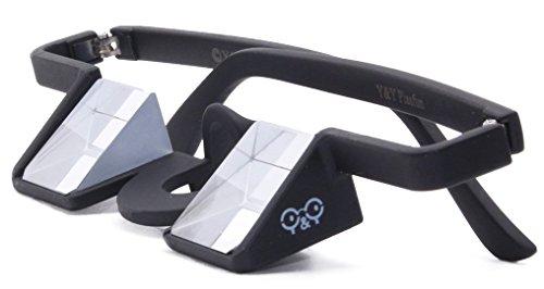 Y&Y Gafas de aseguramiento Plasfun (Negro)