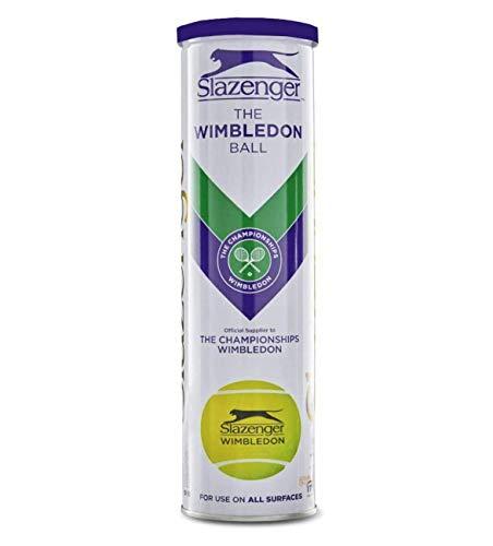 Savon Slazenger Wimbledon Balles de tennis