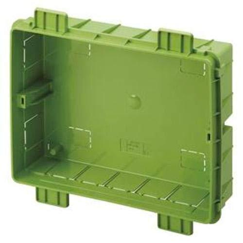 Gewiss master chorus - Caja pared ligera master chorus verde
